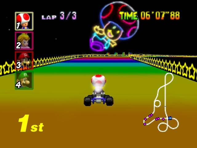 Rainbow Road (Mario Kart)