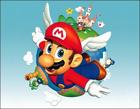 "Super Mario Galaxy 2 – ""Super Mario 64 Main Theme"" (arr"